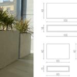 donice betonowe dane techniczne
