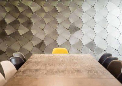 Płytka betonowa Pero na ścianę