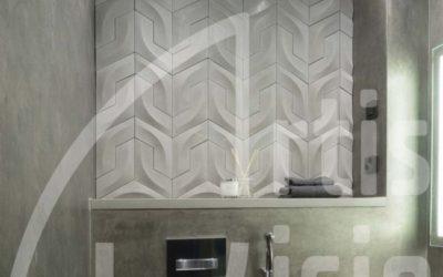Scandinavian design and concrete tiles Artis Visio