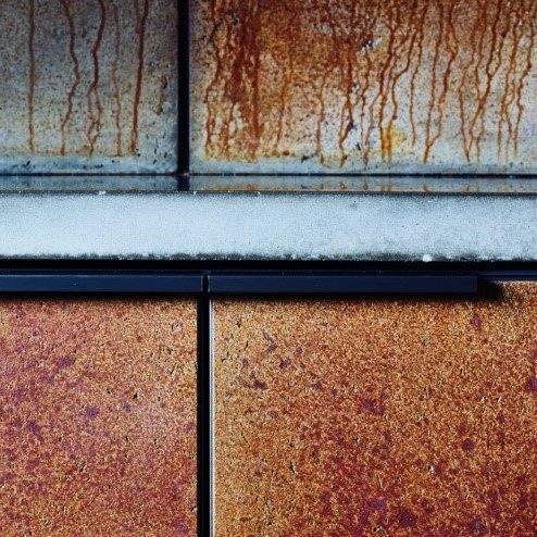 """""""Rusty"""" – means architectural concrete that you do not know"""