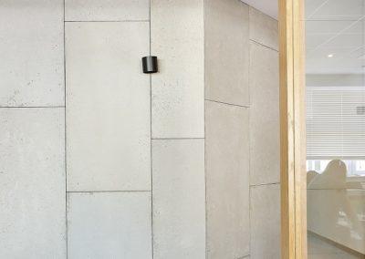 płyty betonowe - układ pionowy
