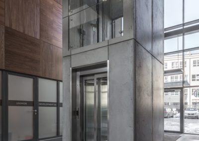 płyty betonowe ścienne Artis Visio