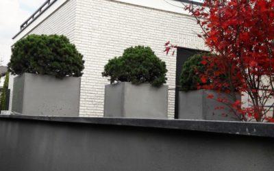 Bespoke planter pots