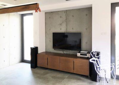 płyty betonowe z efektem kotwy